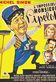 The Impossible Mr. Pipelet Poster