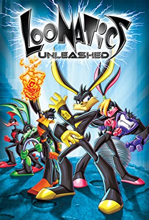 Where to stream Loonatics Unleashed