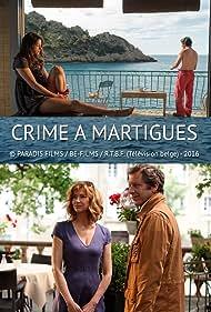 Florence Pernel and Vincent Winterhalter in Crime à Martigues (2016)