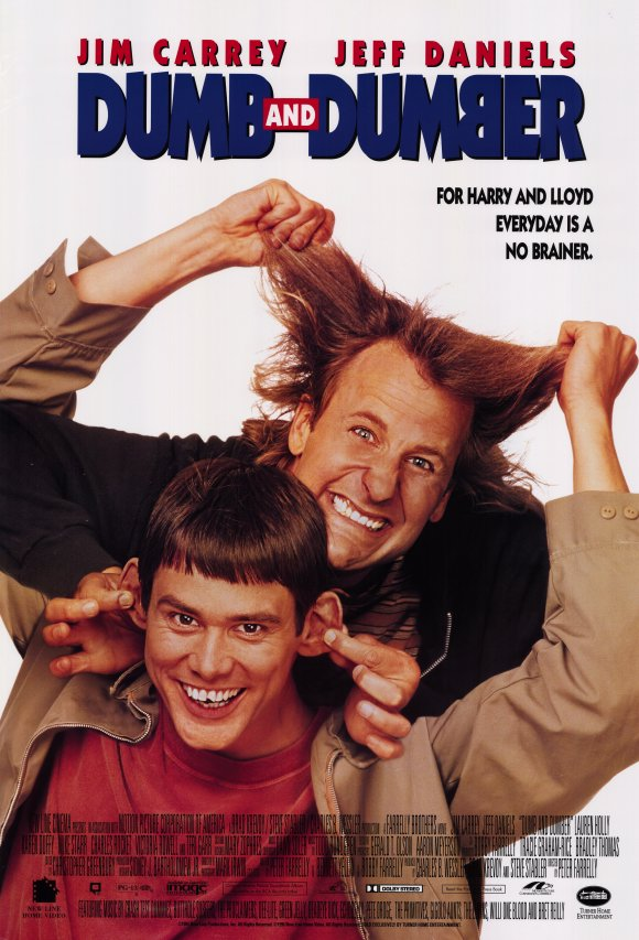 Dumb and Dumber (1994) 720p Bluray Dual Audio Hindi Eng