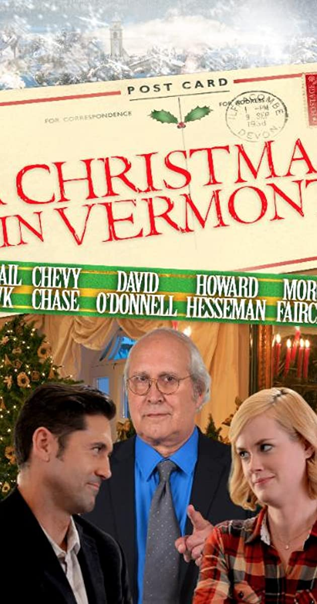 a christmas in vermont tv movie 2016 imdb - Where Was The Christmas Card Filmed