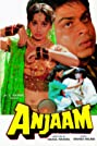 Anjaam (1994) Poster