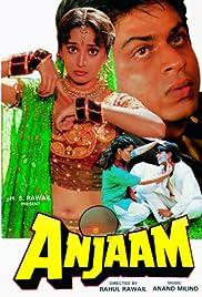 Anjaam Poster