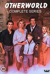 Gretchen Corbett, Tony O'Dell, Sam Groom, Chris Hebert, and Jonna Lee in Otherworld (1985)