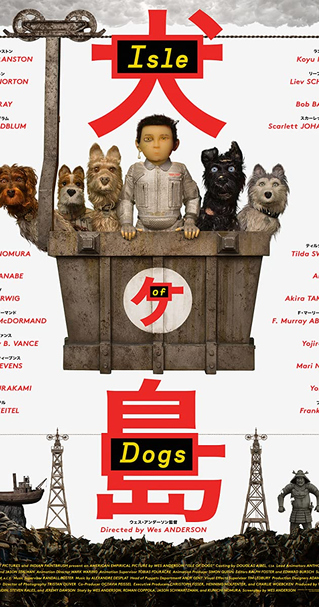 Free Download Isle of Dogs Full Movie