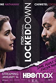 Anne Hathaway and Chiwetel Ejiofor in Locked Down (2021)