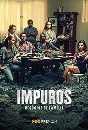 Impuros Poster