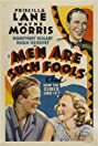 Men Are Such Fools (1938) Poster