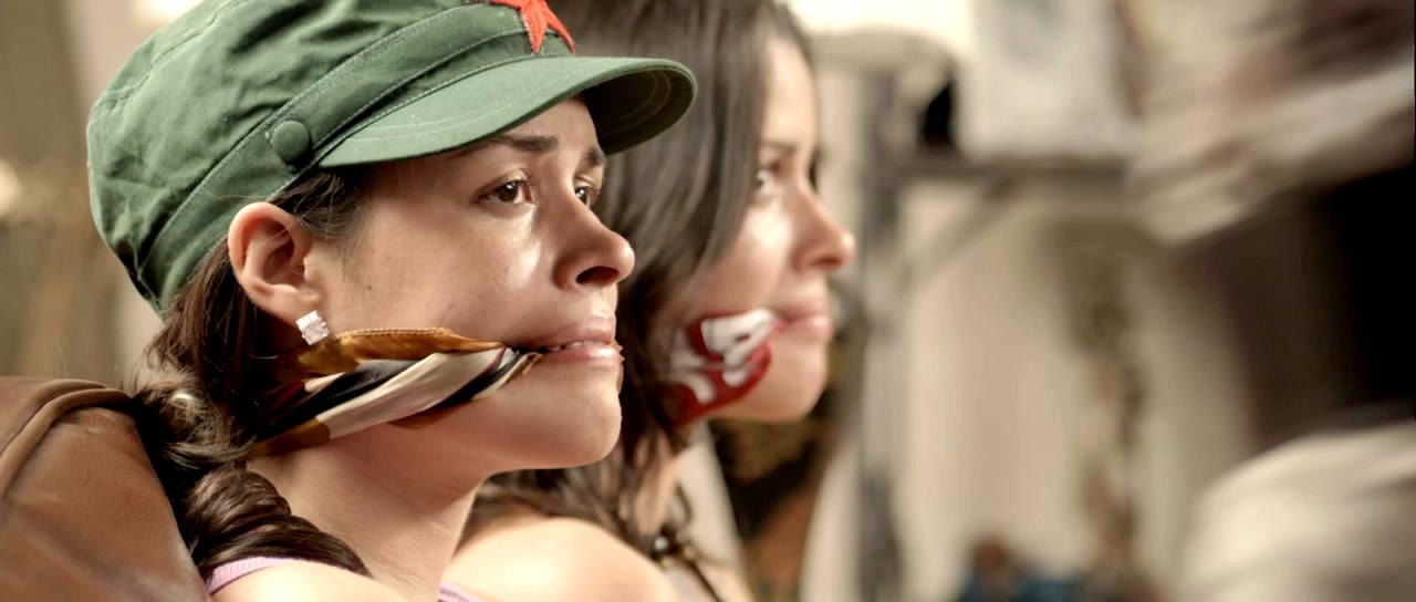 Maria Alejandra Palacios and Maria Cristina Palacios in Chance (2009)