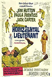 The Horizontal Lieutenant Poster