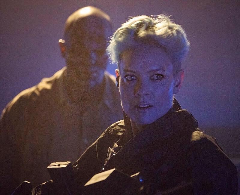 Doom: Annihilation - Nina Bergman as Private Carley Corbin