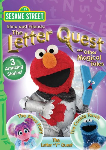 Leslie Carrara-Rudolph, Kevin Clash, and David Rudman in Elmo and Friends: The Letter Quest and Other Magical Tales (2009)