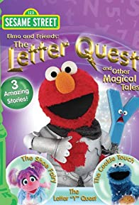 Primary photo for Elmo and Friends: The Letter Quest and Other Magical Tales