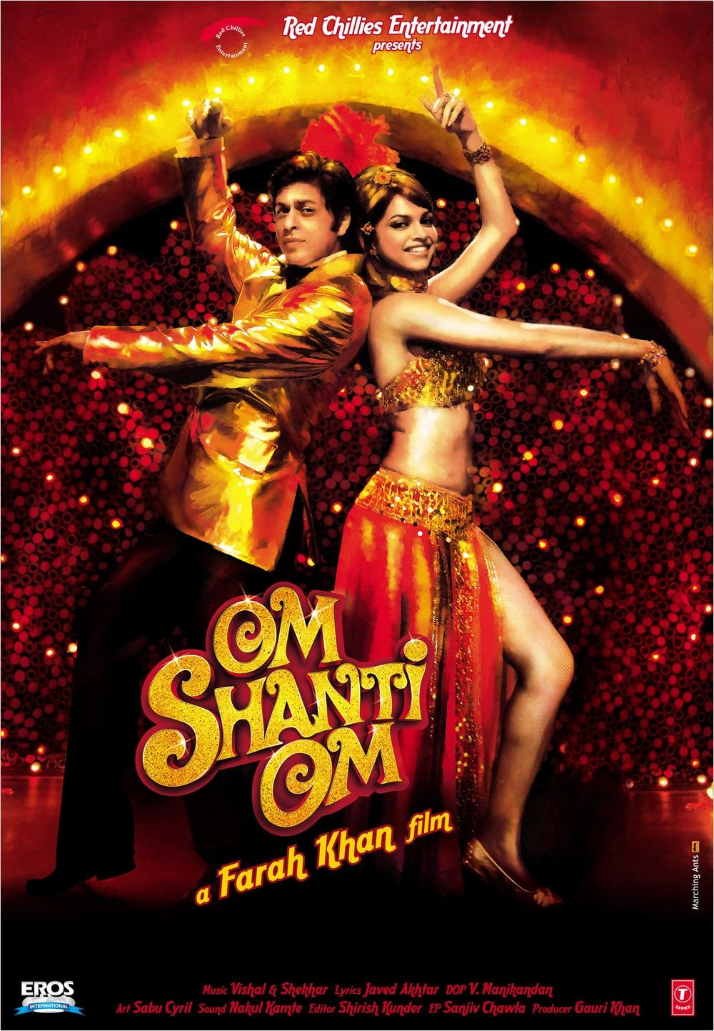 Om Shanti Om 2007 Hindi 1080p Bluray x264 TrueHD…Hon3y | G- Drive | 14.6 GB |