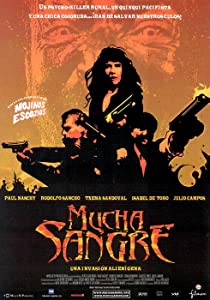 Watch free adult movies Mucha sangre [BluRay]