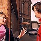 Bill Skarsgård and Cecilia Forss in I rymden finns inga känslor (2010)