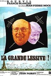 La grande lessive (!) Poster