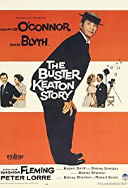 The Buster Keaton Story (1957) Poster - Movie Forum, Cast, Reviews