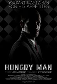 Hungry Man Poster