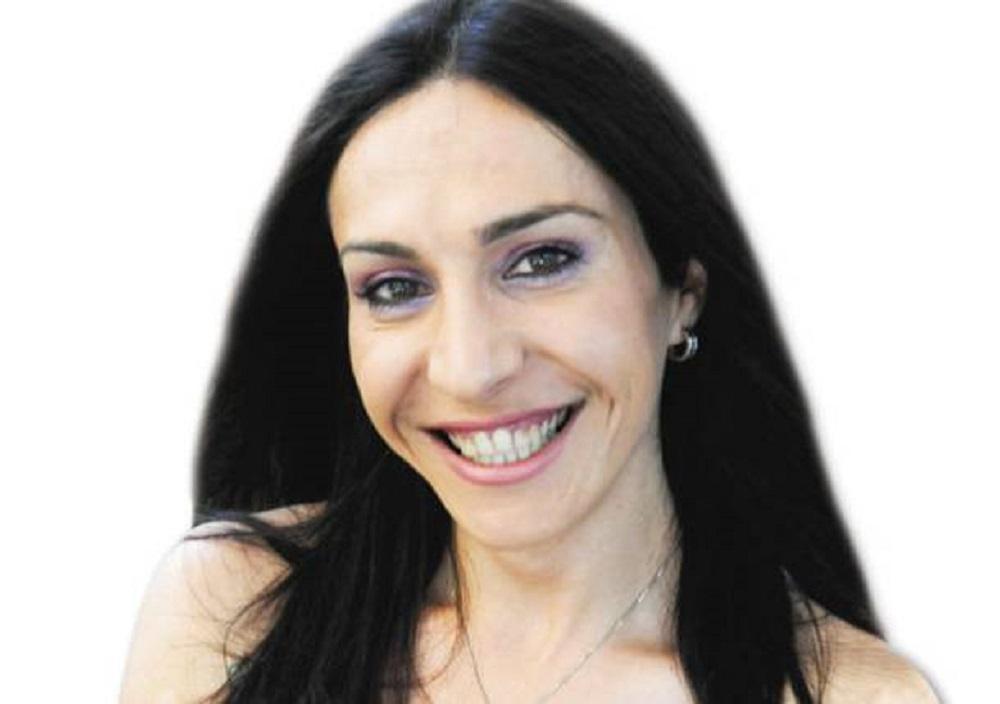 Mina Orfanou nude