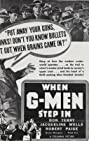 When G-Men Step In (1938) Poster