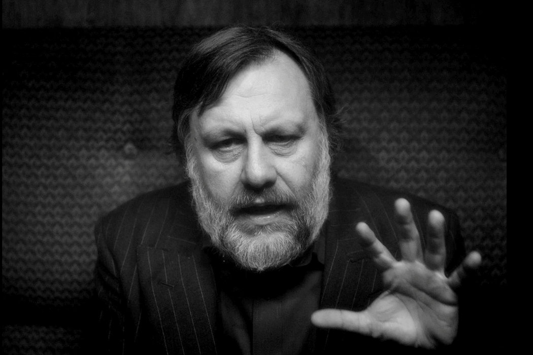 Slavoj Zizek in The Pervert's Guide to Ideology (2012)