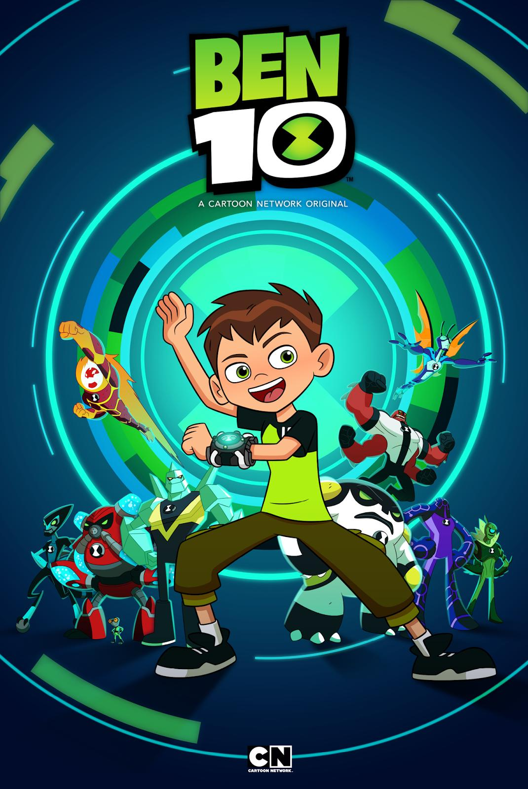 Ben 10 - Production & Contact Info | IMDbPro