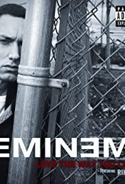 Eminem Featuring Rihanna: Love the Way You Lie Poster