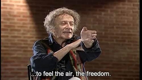 Marcel Marceau in The Jodorowsky Constellation