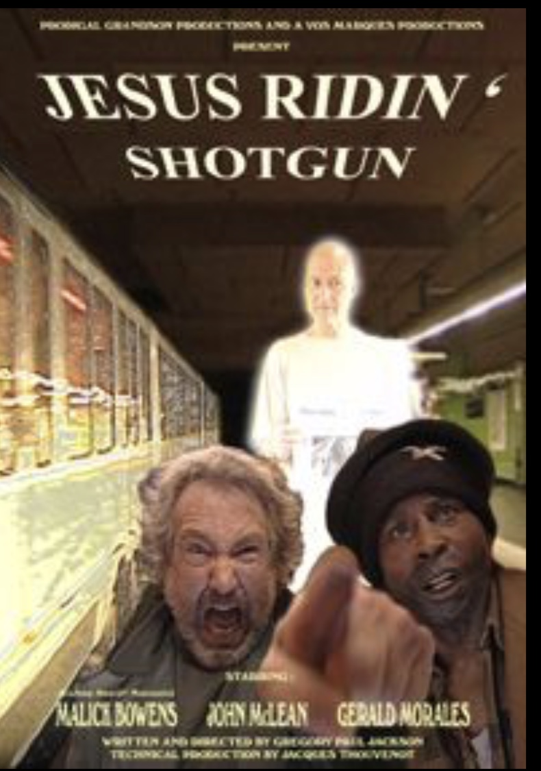 Jesus Ridin' Shotgun