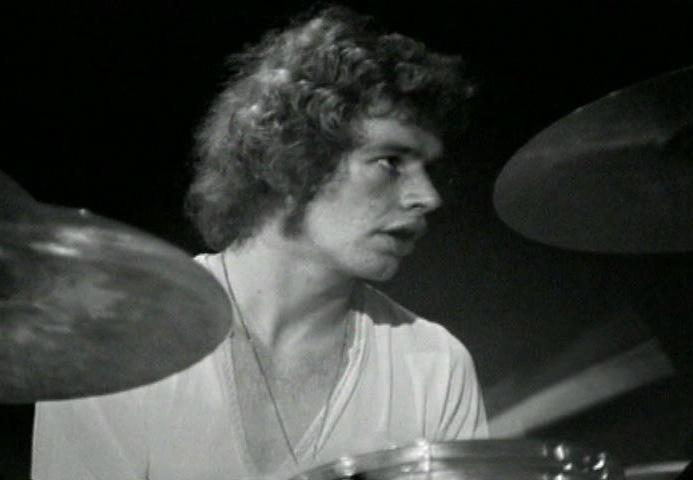 Bill Bruford in Beat-Club (1965)