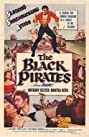 The Black Pirates (1954) Poster