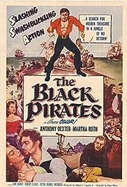 The Black Pirates Poster