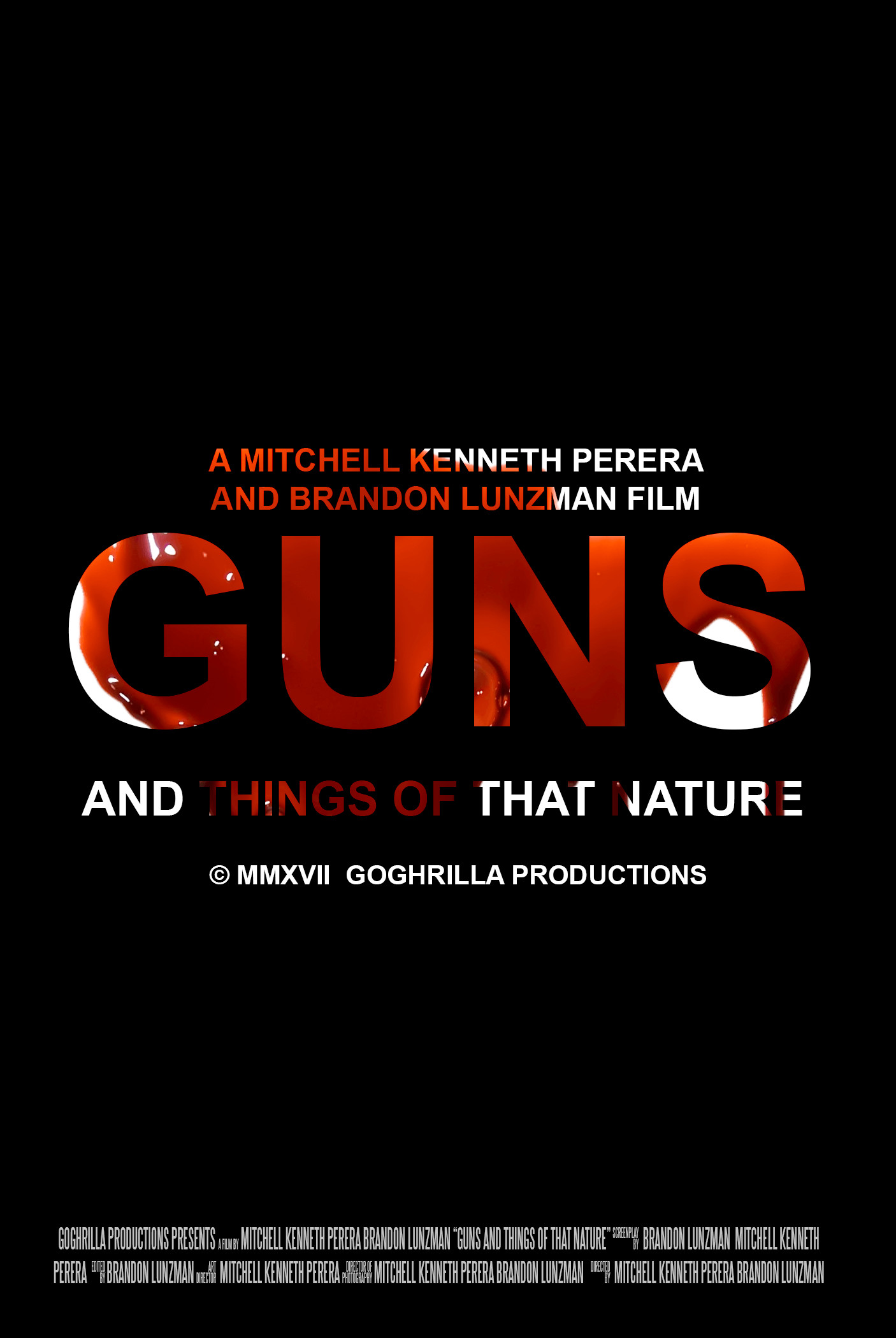 guns and thighs season 1 full episode
