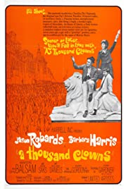 Download A Thousand Clowns (1966) Movie