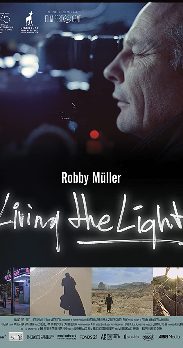 Living the Light – Robby Müller (2018)