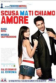 Raoul Bova and Michela Quattrociocche in Scusa ma ti chiamo amore (2008)