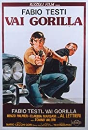 Vai Gorilla Poster