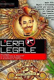 L'era legale Poster