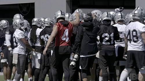 Hard Knocks: Training Camp With The Oakland Raiders