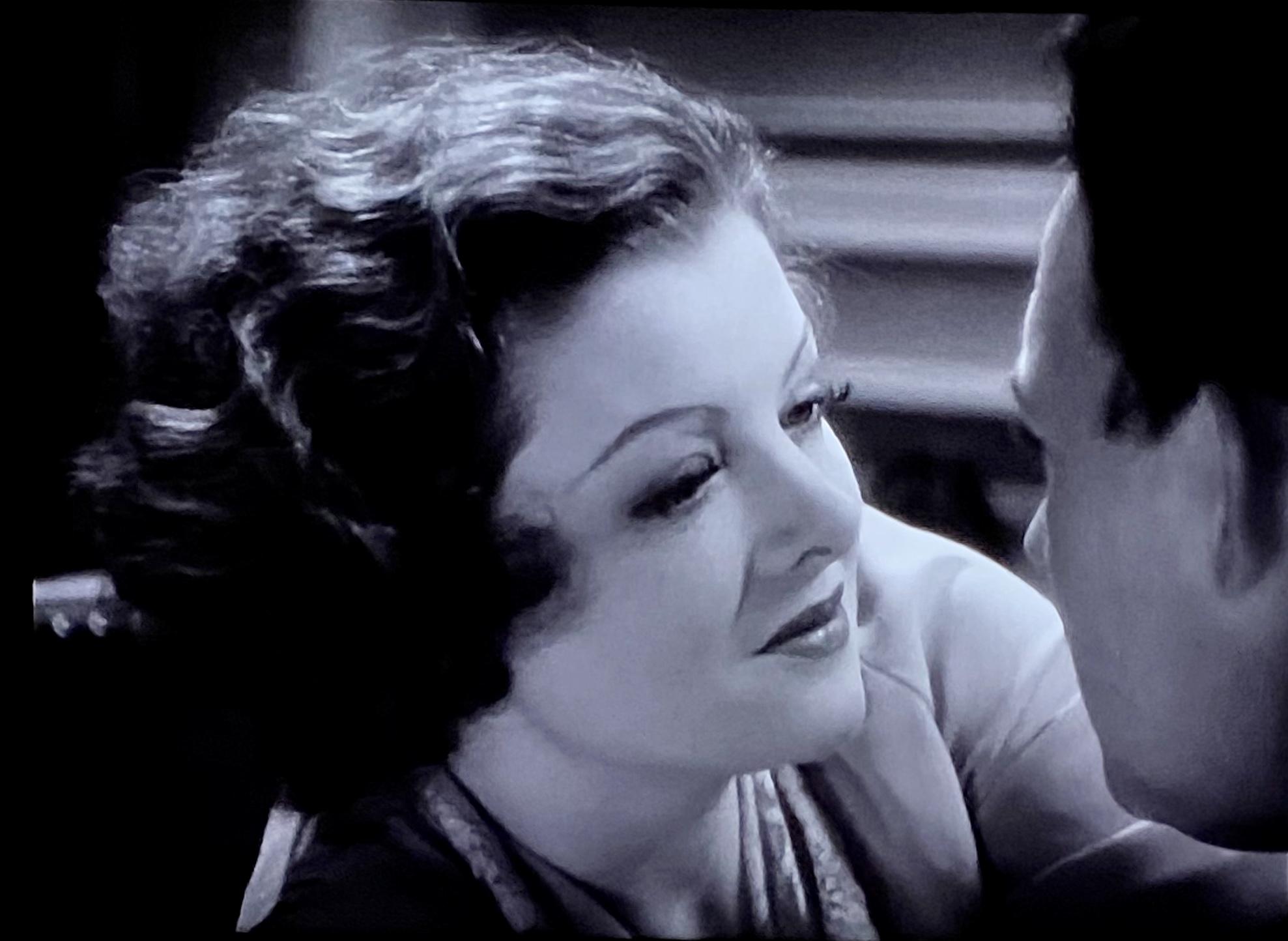 Myrna Loy in Night Flight (1933)