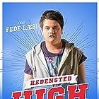 Casper Harding in Hedensted High (2015)