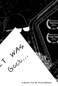 It Was Good (2015)
