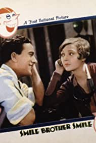 Dorothy Mackaill and Jack Mulhall in Smile, Brother, Smile (1927)