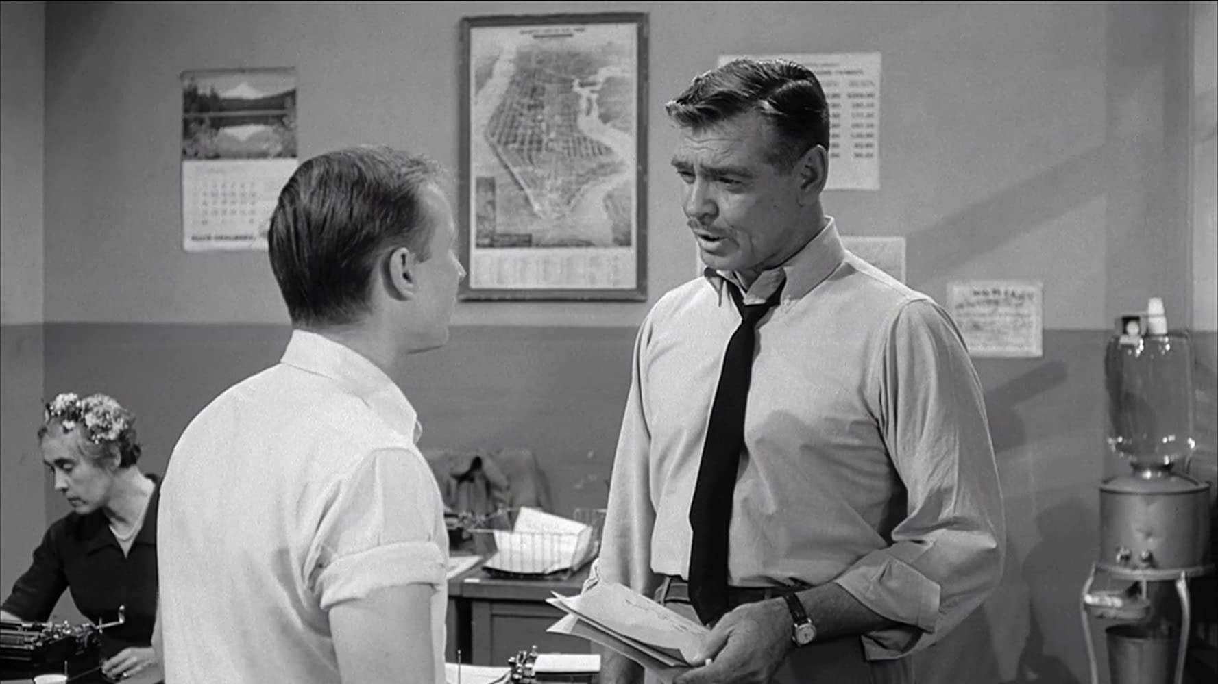 Image result for teacher's pet 1958 nick adams
