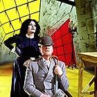 Patrick Macnee and Isa Miranda in The Avengers (1961)