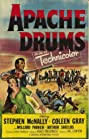 Apache Drums (1951) Poster