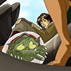 Steve Blum and Greg Cipes in W.I.T.C.H. (2004)