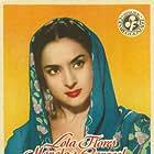 Lola Flores in La niña de la venta (1951)
