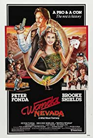 Brooke Shields and Peter Fonda in Wanda Nevada (1979)
